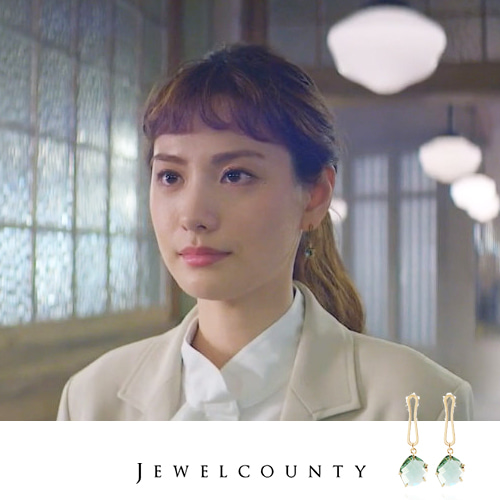 "KBS DRAMA ""In to the Ring"" Episode 11 NaNa Earrings"