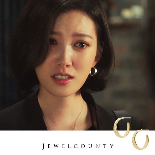 A DRAMA LIES OF LIE LIM JOO EUN EARRINGS