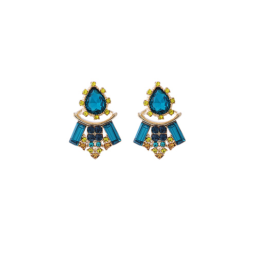 Princess B. Earrings [Summer]