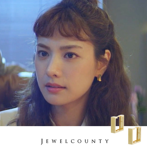Drama Intothe Ring Episode 10 NANA Earrings