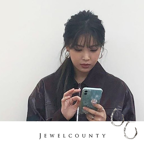 Instagram Yubin Earrings