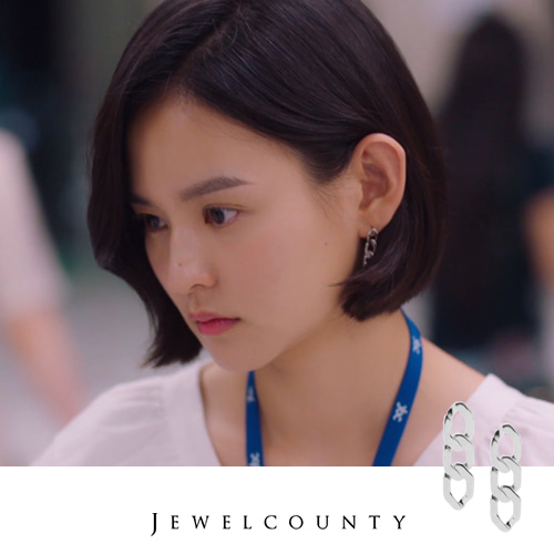 JTBC DRAMA 18 AGAIN Kim Yoon Hye Earrings